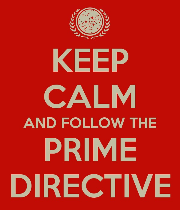 keepcalmprimedirective
